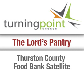 Turning Point Church Food Bank Pantry